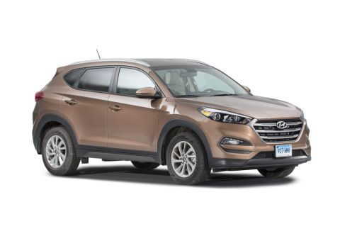 2018 Hyundai Tucson Road Test Consumer Reports