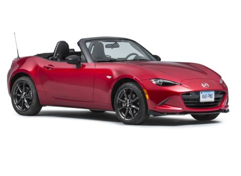 2018 mazda mx 5 miata reviews ratings prices consumer reports. Black Bedroom Furniture Sets. Home Design Ideas