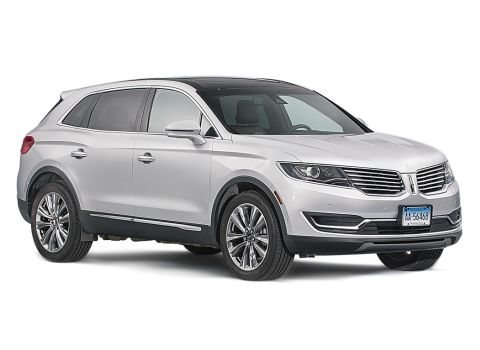 Lincoln Mkx Change Vehicle