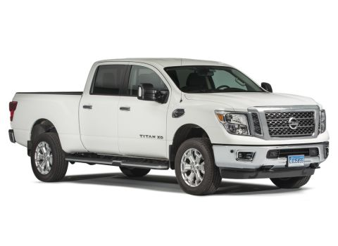 2018 Nissan Titan Xd Reviews Ratings Prices Consumer