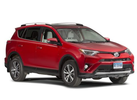 2018 Toyota Rav4 Reviews Ratings Prices Consumer Reports
