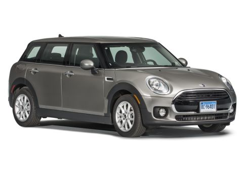 2018 mini cooper clubman reviews ratings prices consumer reports. Black Bedroom Furniture Sets. Home Design Ideas