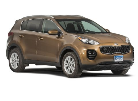 2018 Kia Sportage Road Test Consumer Reports