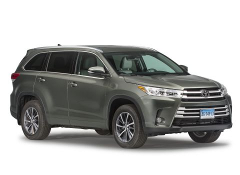 2018 Toyota Highlander Reviews Ratings Prices Consumer