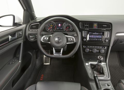 volkswagen gti 2015 black. volkswagen 2015 default cr tested trims side view gti black