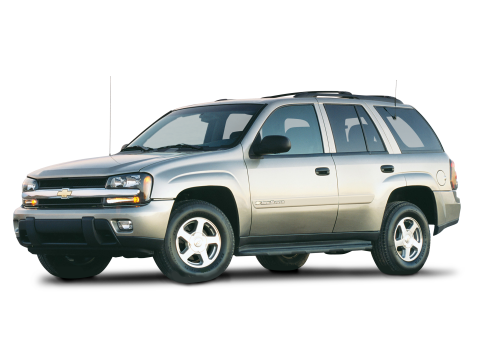 2004 chevrolet trailblazer change oil light