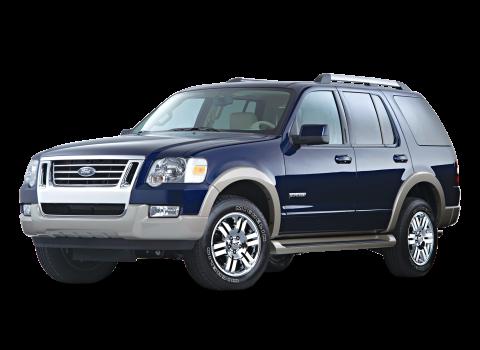 2006 ford explorer xlt mpg