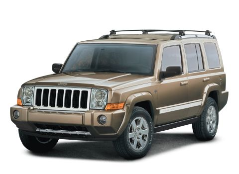 Jeep commander recalls 2006
