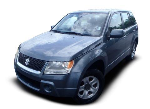 Suzuki Grand Vitara Change Vehicle