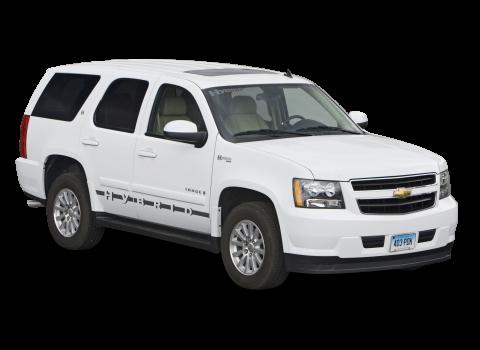 Chevrolet Tahoe Change Vehicle