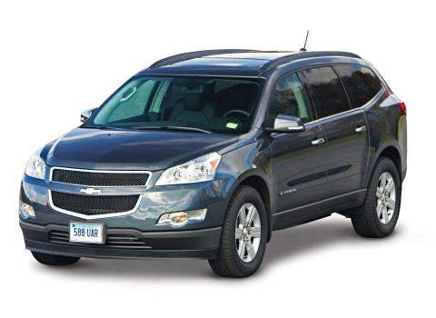 2009 chevrolet traverse reliability consumer reports. Black Bedroom Furniture Sets. Home Design Ideas