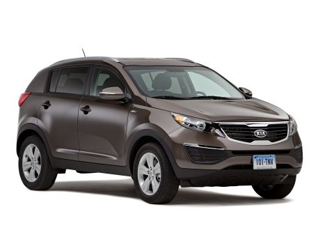 2011 Kia Sportage Reviews, Ratings, Prices - Consumer Reports