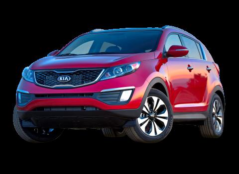 Kia Sportage Change Vehicle