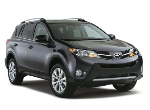 Toyota Rav4 Change Vehicle