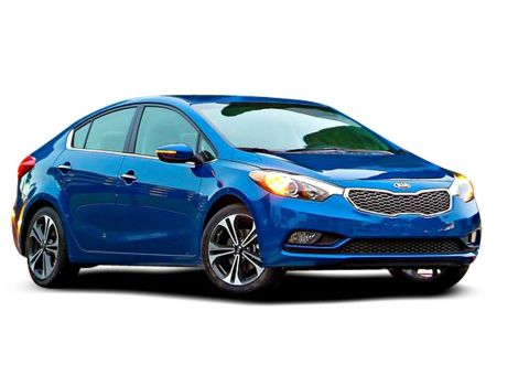 Kia Forte Change Vehicle