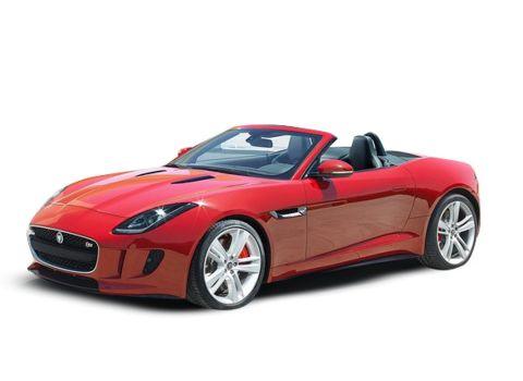 Jaguar F Type Change Vehicle