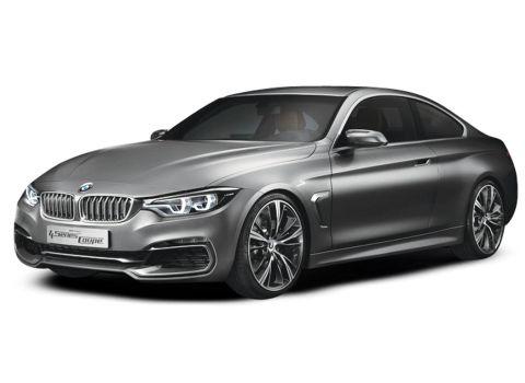 BMW 4 Series Change Vehicle