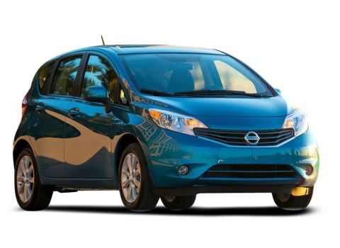 Nissan Versa Note Change Vehicle