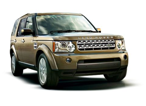 Land Rover LR4 - Car and Driver