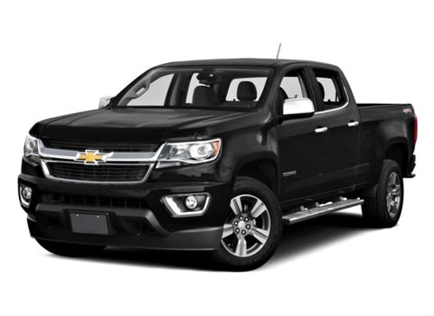 Chevrolet Colorado Change Vehicle