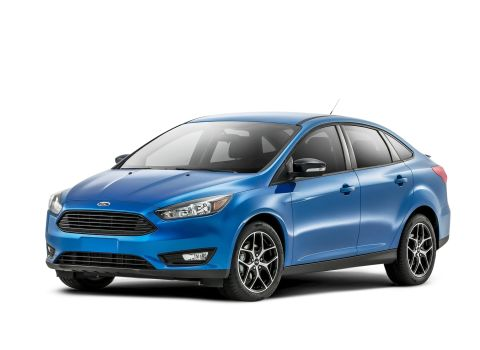 Ford Focus Change Vehicle