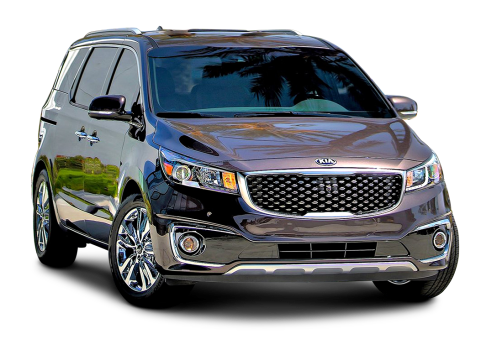 Kia Sedona Change Vehicle