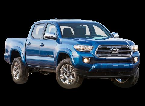 Toyota Tacoma Change Vehicle