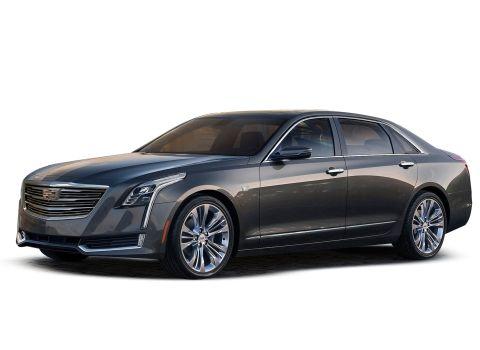 Cadillac Ct6 Change Vehicle