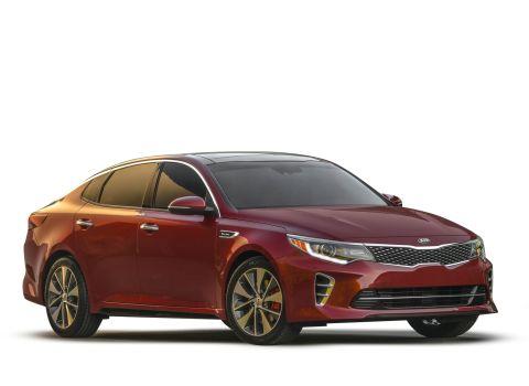 2016 Kia Optima Reviews Ratings Prices Consumer Reports