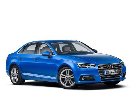 Audi A4 Change Vehicle