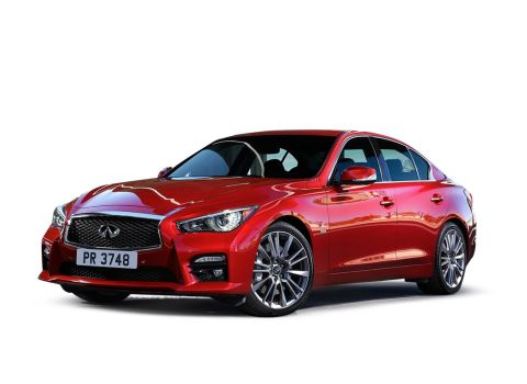 Infiniti Q50 Change Vehicle