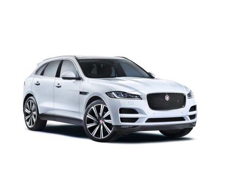 Jaguar F Pace Change Vehicle