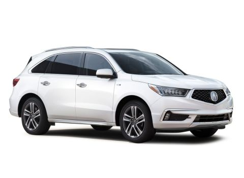 Acura Mdx Change Vehicle