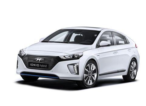 Hyundai Ioniq Change Vehicle