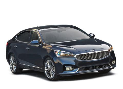 Kia Cadenza Change Vehicle