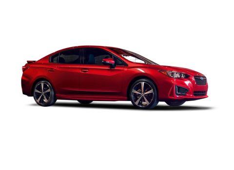 Subaru Impreza Change Vehicle