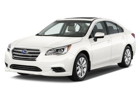 Subaru Legacy Change Vehicle