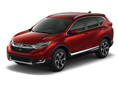 Honda Cr V Change Vehicle