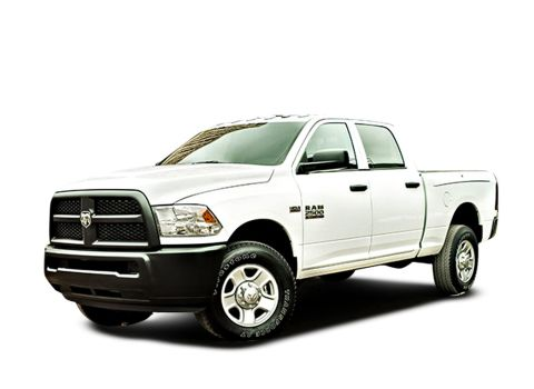 Ram 2500 Change Vehicle