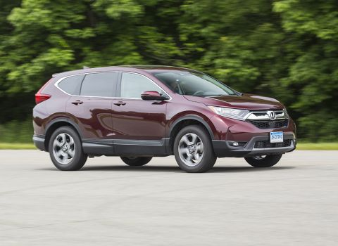 2018 honda cr v road test consumer reports for 2018 honda crv changes