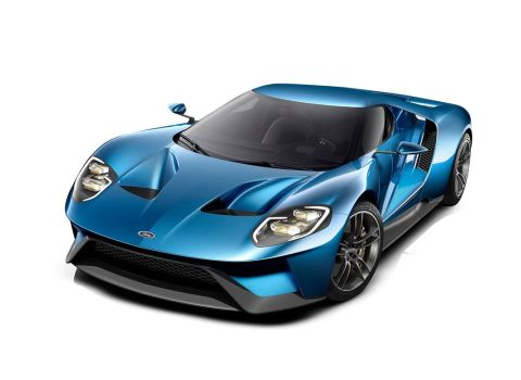 Ford Gt Change Vehicle