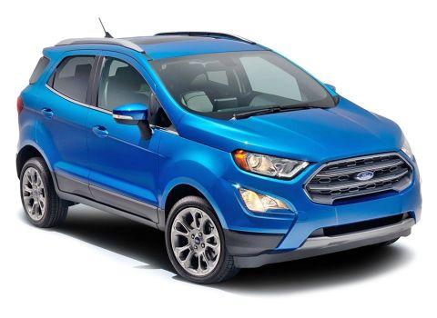 Ford Ecosport Change Vehicle