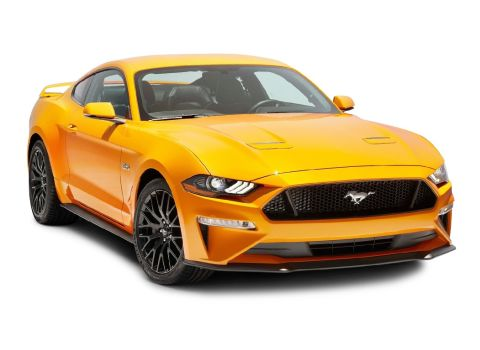 Ford Mustang Change Vehicle