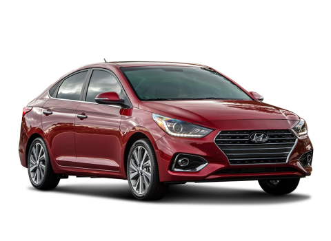 Hyundai Accent 2018 sedan