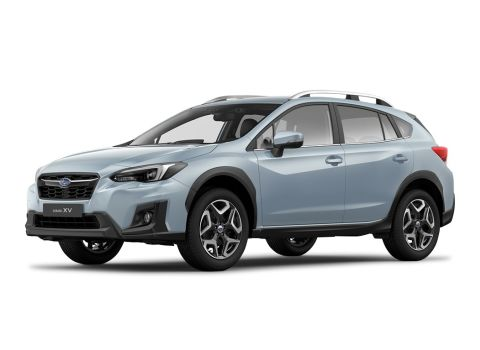 Subaru Crosstrek 2018 4 Door Suv