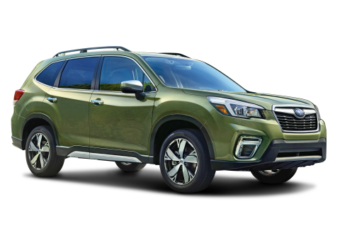 2019 Subaru Forester Road Test Consumer Reports