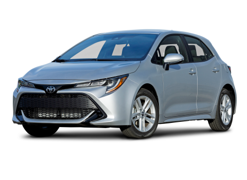 2019 Toyota Corolla Hatchback Reviews Ratings Prices