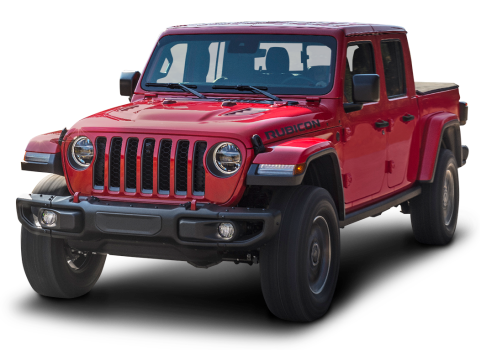 Jeep Gladiator Change Vehicle