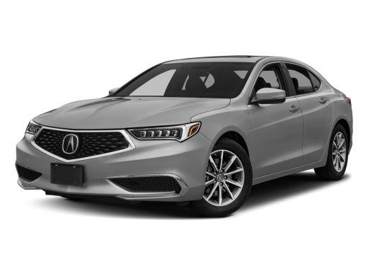 2018 Acura TLX Reliability