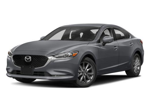 Mazda 6 2018 Sedan